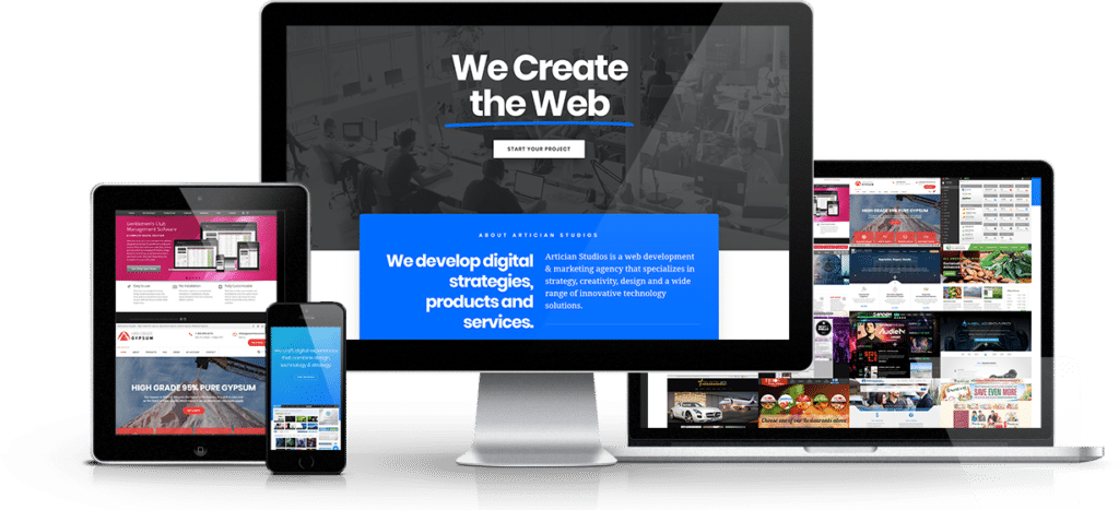 Verxatile Custom Web Apps, Mobile Apps, and Websites.